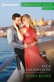 okładka Klub milionerów. Ebook | EPUB,MOBI | Maya Blake
