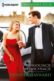 okładka Negocjacje i fascynacje. Ebook | EPUB,MOBI | Jennifer Hayward