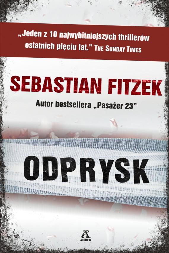 okładka Odpryskebook | EPUB, MOBI | Sebastian Fitzek