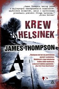 okładka Krew Helsinek. Ebook | EPUB,MOBI | James Thompson