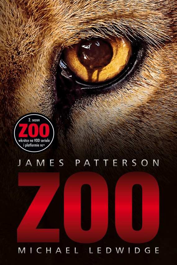 okładka Zoo. Ebook | EPUB, MOBI | James Patterson, Michael Ledwidge