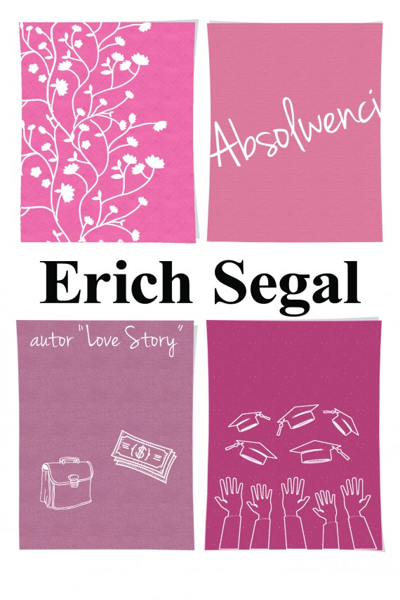 okładka Absolwenci. Ebook | EPUB, MOBI | Erich Segal