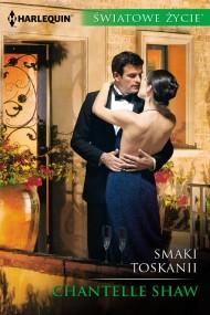 okładka Smaki Toskanii. Ebook | EPUB,MOBI | Chantelle Shaw