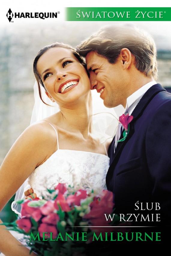 okładka Ślub w Rzymieebook | EPUB, MOBI | Melanie Milburne