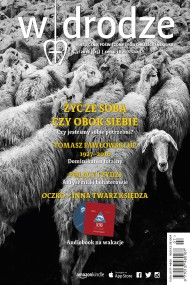 okładka miesięcznik W drodze nr 7/2016. Ebook | EPUB,MOBI | autor zbiorowy