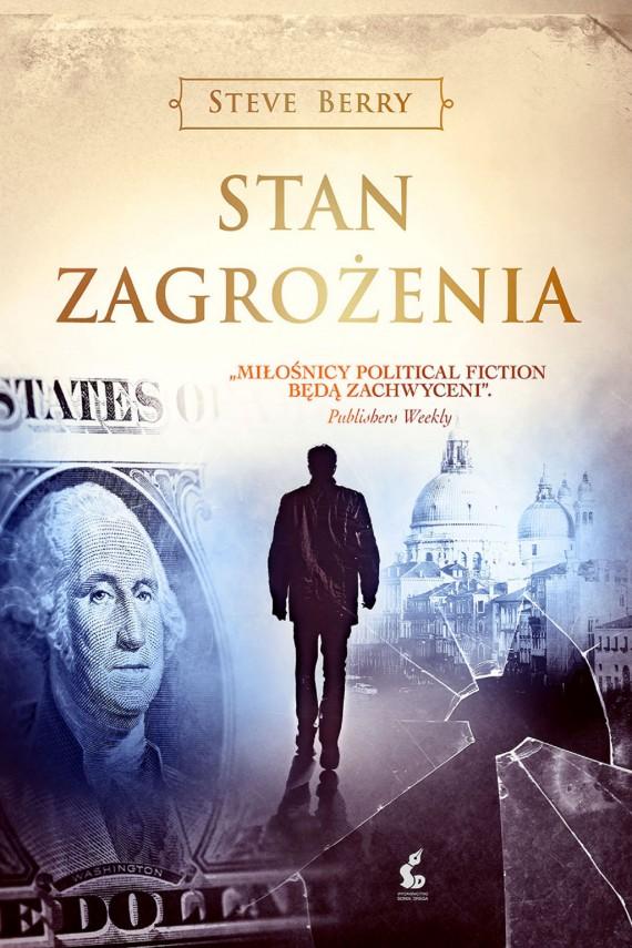 okładka Stan zagrożeniaebook   EPUB, MOBI   Steve Berry, Przemysław Hejmej