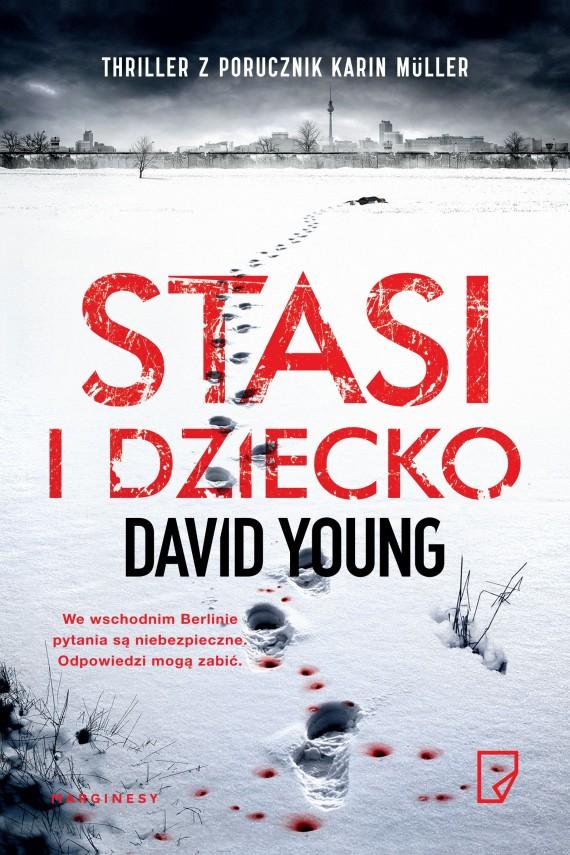 okładka Stasi i dzieckoebook | EPUB, MOBI | David Young