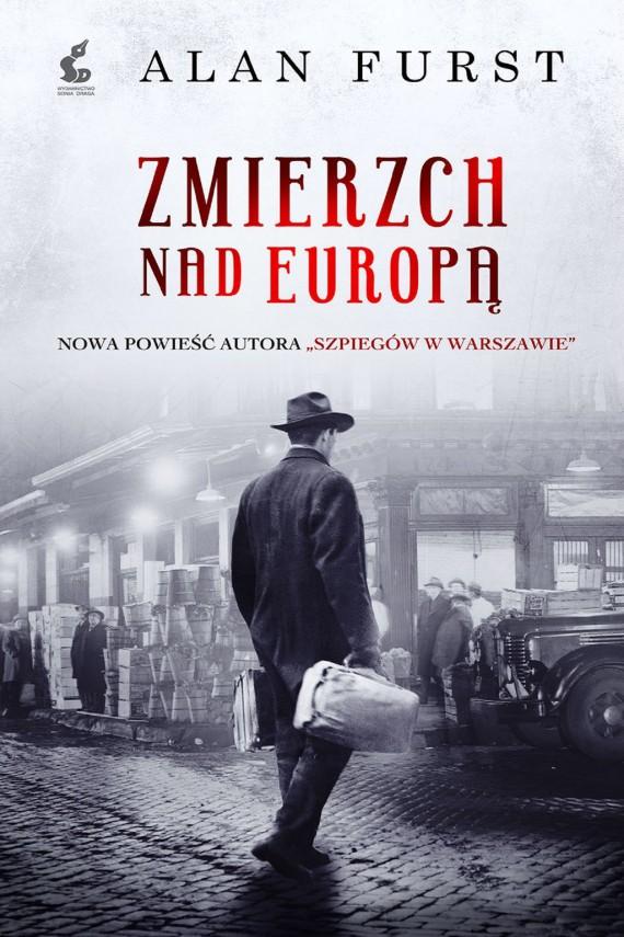 okładka Zmierzch nad Europąebook   EPUB, MOBI   Alan Furst, Joanna Przybyła-Piątek