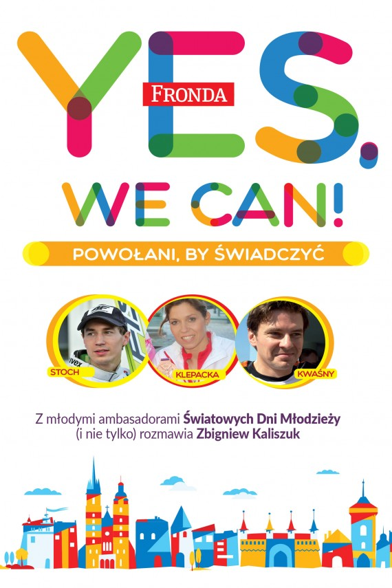 okładka Yes we can!. Ebook | EPUB, MOBI | Zbigniew Kaliszuk
