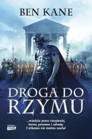 okładka Droga do Rzymu, Ebook | Ben Kane