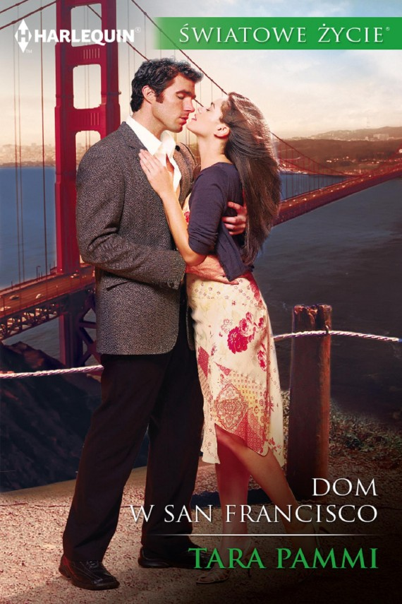 okładka Dom w San Francisco. Ebook | EPUB, MOBI | Tara Pammi