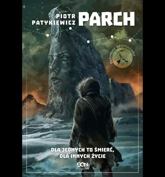 okładka Parchebook | EPUB, MOBI | Piotr  Patykiewicz
