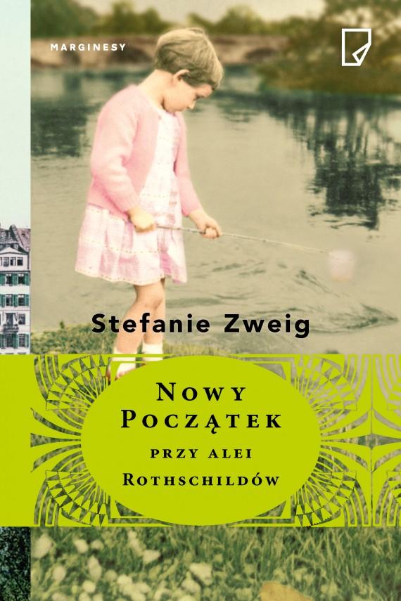 okładka Nowy początek przy alei Rothschildówebook | EPUB, MOBI | Stefanie Zweig