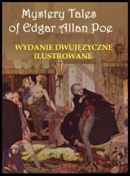 okładka Mystery Tales of Edgar Allan Poe – Opowieści niesamowite. Ebook | PDF | Edgar Allan Poe