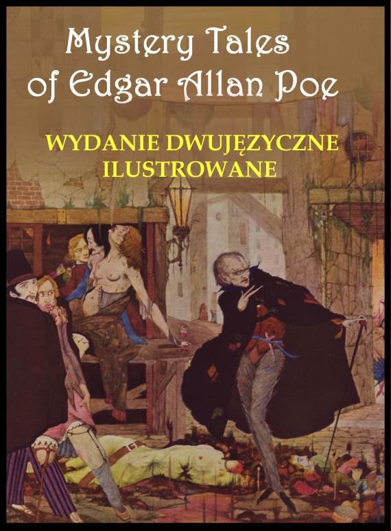 okładka Mystery Tales of Edgar Allan Poe – Opowieści niesamowiteebook | PDF | Edgar Allan Poe