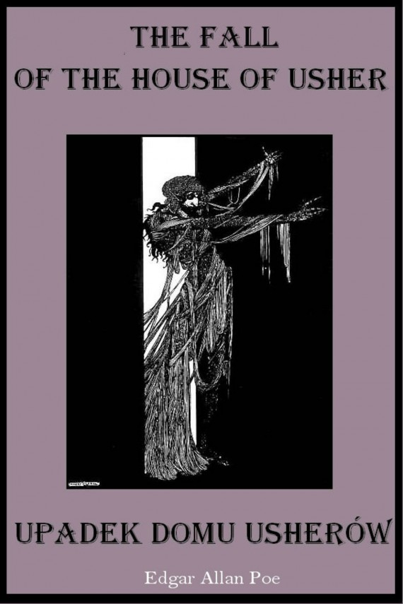 okładka The Fall of the House of Usher – Zagłada domu Usherówebook | PDF | Edgar Allan Poe