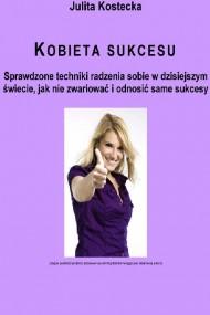 okładka Kobieta sukcesu. Ebook   EPUB_DRM   Julita Kostecka