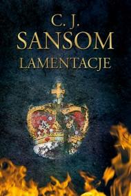 okładka Lamentacje, Ebook   C. J. Sansom