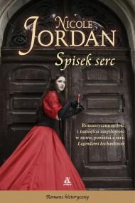 okładka Spisek serc. Ebook   EPUB,MOBI   Nicole Jordan