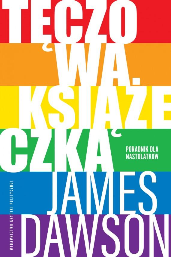 okładka Tęczowa książeczkaebook | EPUB, MOBI | James Dawson