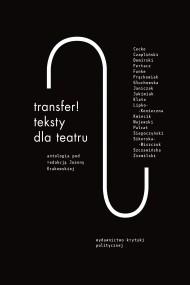 okładka Transfer. Ebook | EPUB,MOBI | Opracowanie zbiorowe