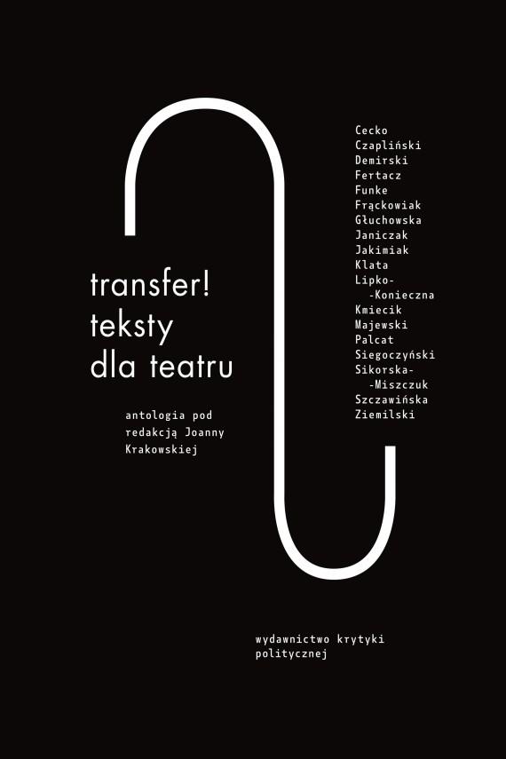 okładka Transfer. Ebook | EPUB, MOBI | Opracowanie zbiorowe