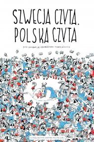 okładka Szwecja czyta. Ebook | EPUB,MOBI | Opracowanie zbiorowe