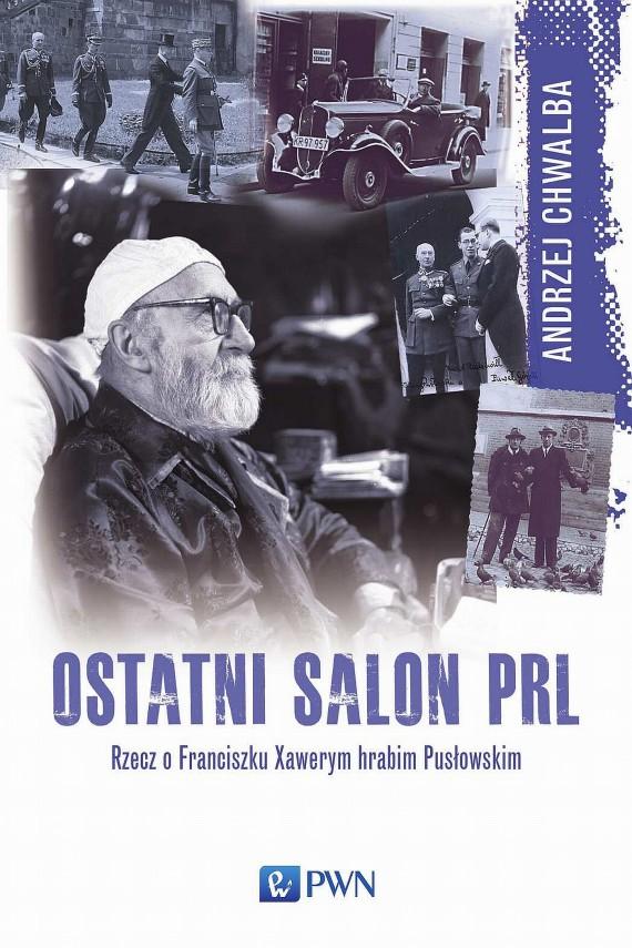 okładka Ostatni salon PRLebook | EPUB, MOBI | Andrzej Chwalba