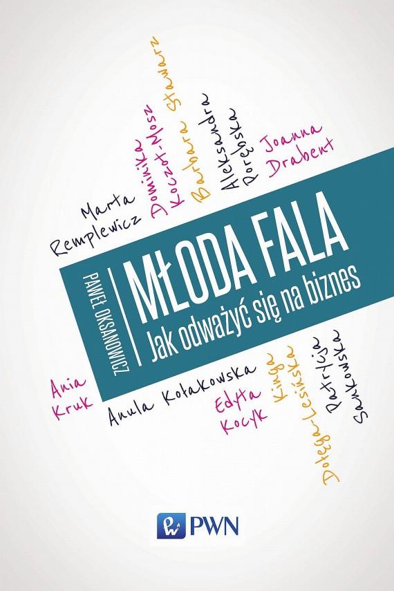 okładka Młoda falaebook | EPUB, MOBI | Paweł  Oksanowicz