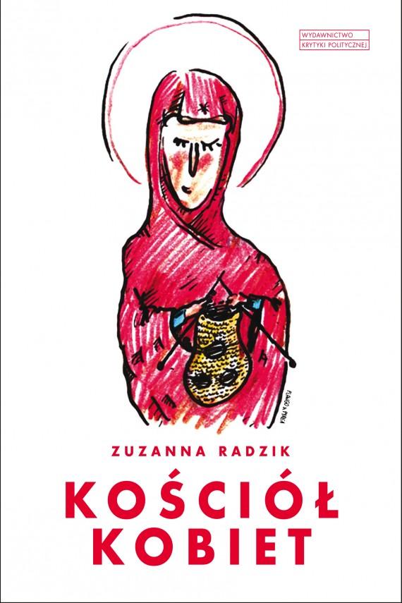 okładka Kościół kobietebook   EPUB, MOBI   Zuzanna  Radzik