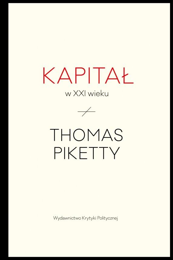 okładka Kapitał w XXI wiekuebook | EPUB, MOBI | Thomas Piketty