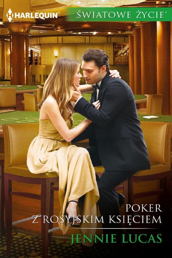 okładka Poker z rosyjskim księciemebook | EPUB, MOBI | Jennie Lucas