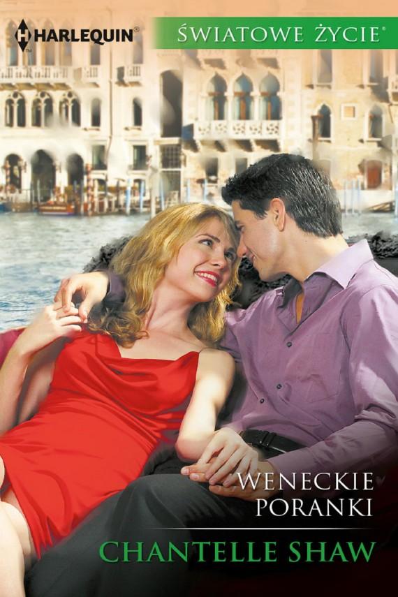 okładka Weneckie porankiebook | EPUB, MOBI | Chantelle Shaw