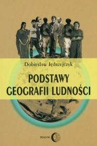 okładka Podstawy geografii ludności, Ebook | Dobiesław Jędrzejczyk