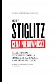 okładka Cena nierówności, Ebook | Joseph  Stiglitz