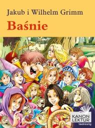 okładka Baśnie, Ebook | Bracia Grimm