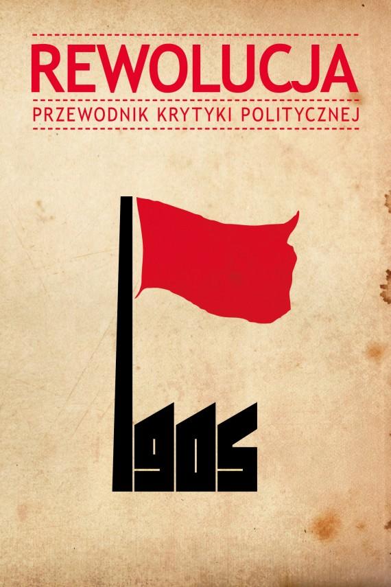 okładka Rewolucja 1905. Ebook   EPUB, MOBI   Opracowanie zbiorowe