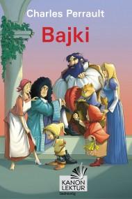 okładka Bajki, Ebook | Charles Perrault