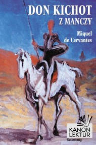 okładka Don Kichot z Manczy, Ebook | Miguel de Cervantes