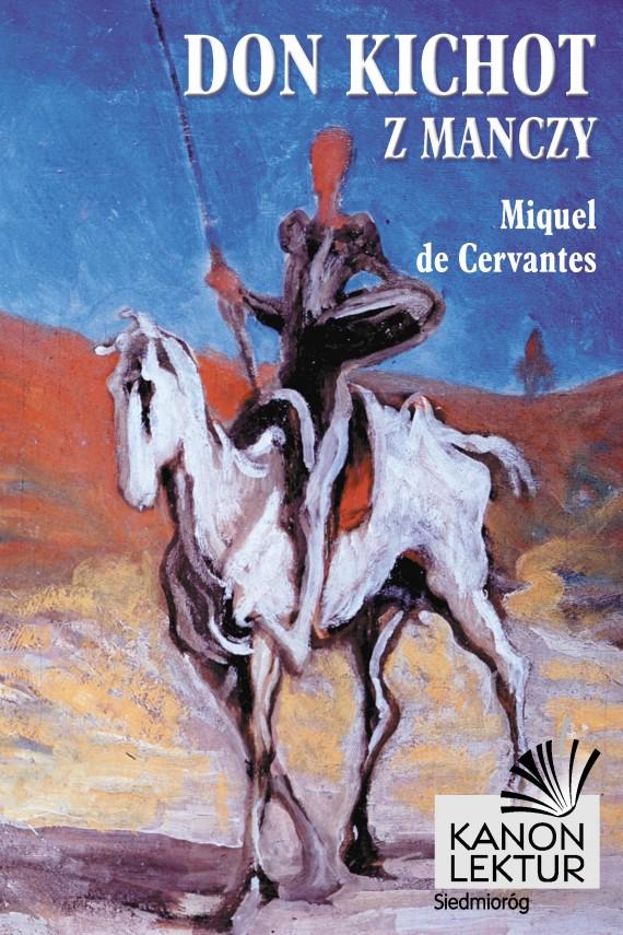 okładka Don Kichot z Manczyebook | EPUB, MOBI | Miguel de Cervantes