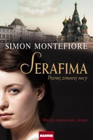 okładka Serafima. Ebook   EPUB,MOBI   Simon Sebag Montefiore