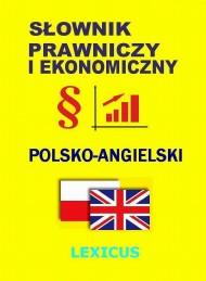 okładka Słownik prawniczy i ekonomiczny polsko-angielski, Ebook   Jacek Gordon