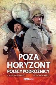 okładka Poza horyzont, Ebook | Joanna Łenyk-Barszcz, Przemysław Barszcz