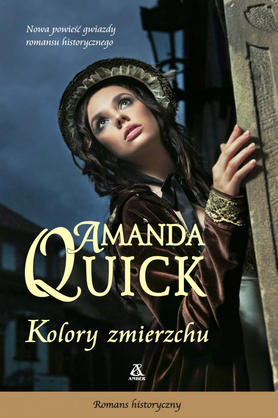 okładka Kolory zmierzchu. Ebook | EPUB, MOBI | Amanda Quick