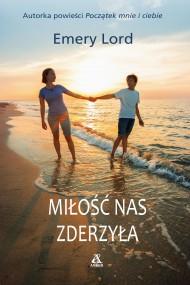 okładka Miłość nas zderzyła. Ebook | EPUB,MOBI | Emery Lord
