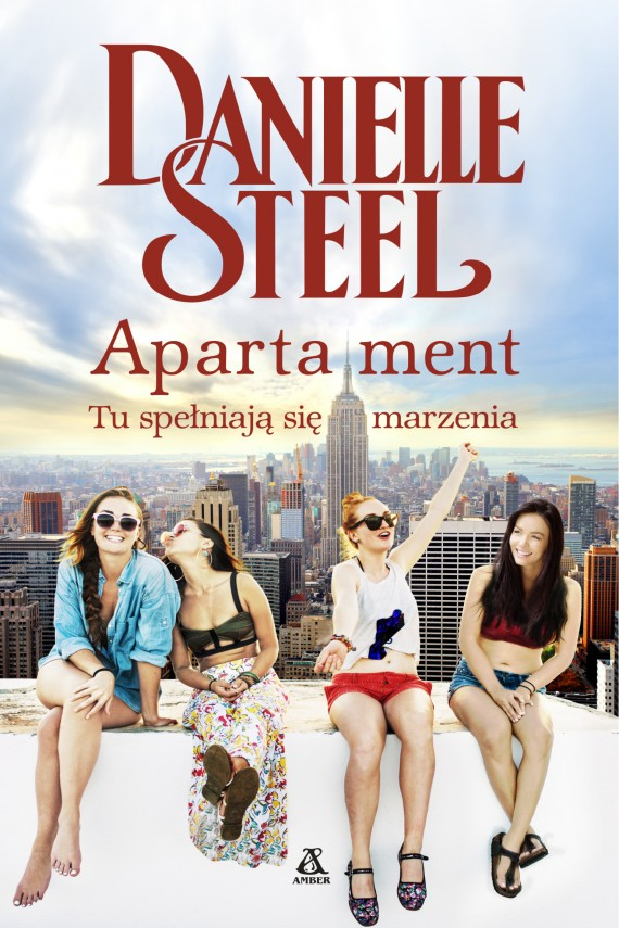 okładka Apartament. Ebook | EPUB, MOBI | Danielle Steel