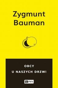 okładka Obcy u naszych drzwi. Ebook | EPUB,MOBI | Zygmunt Bauman