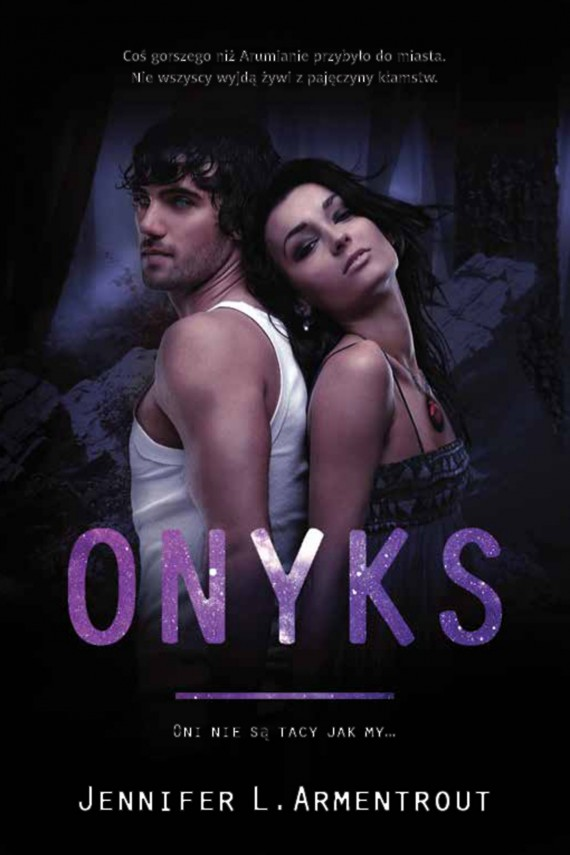 okładka Onyks. Ebook | EPUB, MOBI | Jennifer L. Armentrout