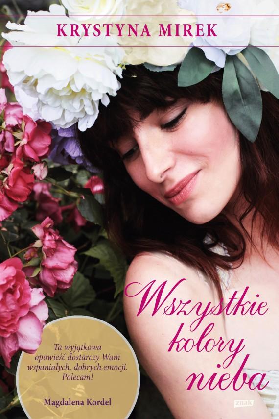 okładka Wszystkie kolory nieba. Ebook | EPUB, MOBI | Krystyna Mirek