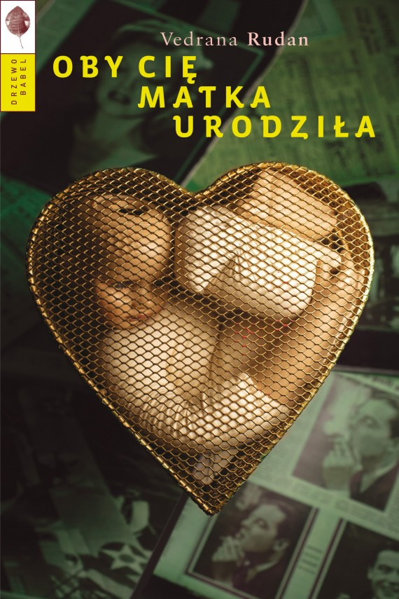 okładka Oby cię matka urodziłaebook | EPUB, MOBI | Vedrana Rudan